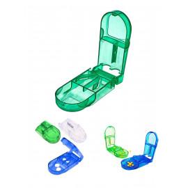 таблетница / органайзер для хранения / контейнер для таблеток / футляр для таблеток / лезвие / разделитель таблеток